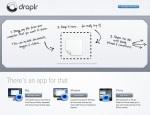 Droplr site